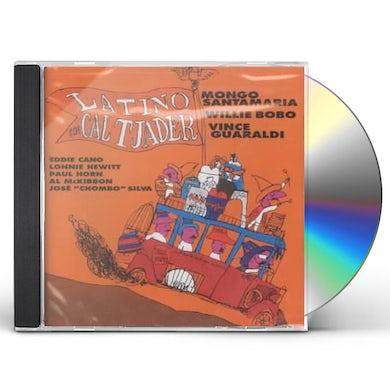 Cal Tjader LATINO CD