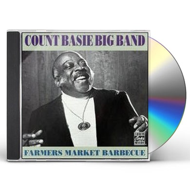 Count Basie FARMER'S MARKET BARBECUE CD