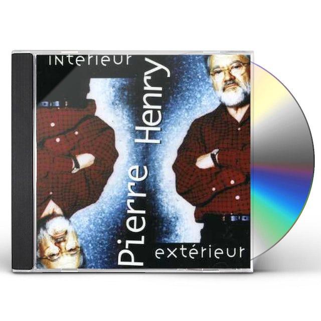 Pierre Henry INTERIEUR EXTERIEUR CD