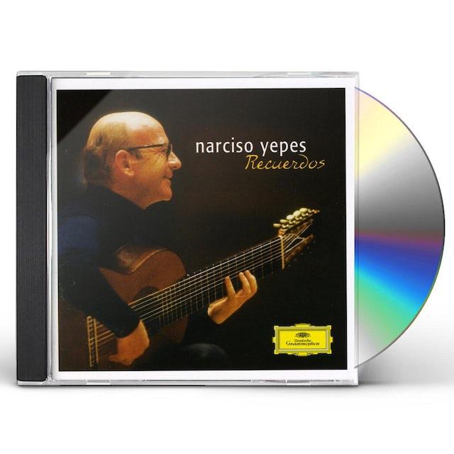 Narciso Yepes RECUERDOS CD