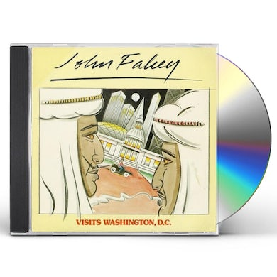 John Fahey VISITS WASHINGTON D.C. CD