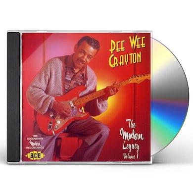 Pee Wee Crayton MODERN LEGACY 1 CD