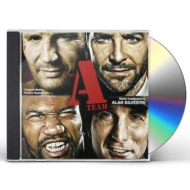 Alan Silvestri A-TEAM / Original Soundtrack CD