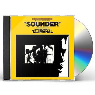 Taj Mahal Sounder CD