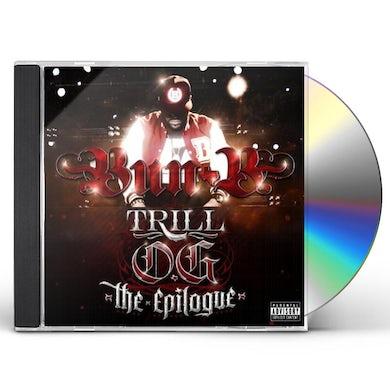 Bun B TRILL OG THE EPILOGUE CD