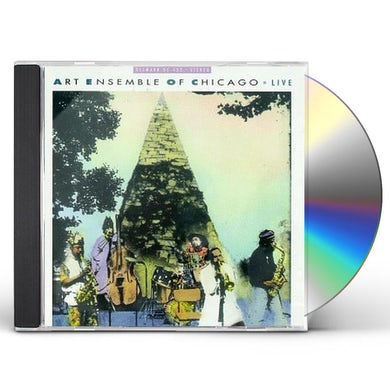 Art Ensemble Of Chicago LIVE AT MANDEL HALL CD