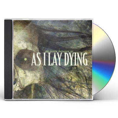 As I Lay Dying OCEAN BETWEEN US CD