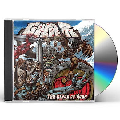 Gwar BLOOD OF GODS CD