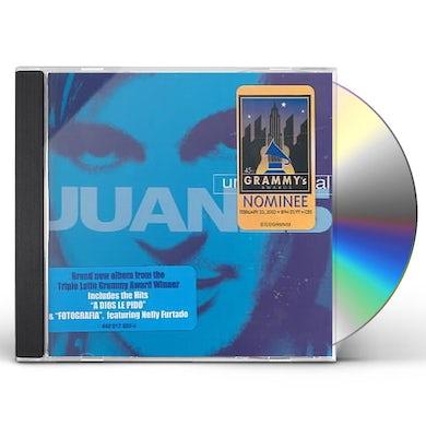 Juanes UN DIA NORMAL CD