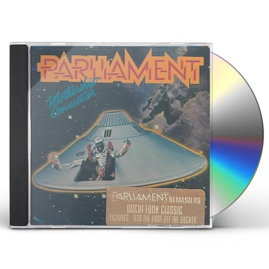 Parliament Mothership Connection (Remastered) CD