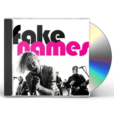 FAKE NAMES CD