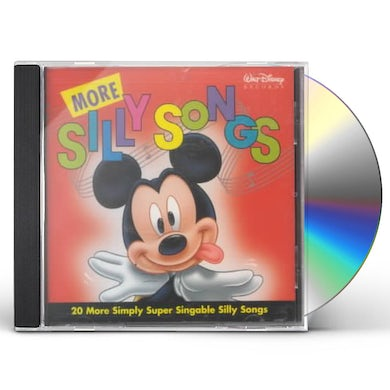 Disney More Silly Songs (Jewel) CD