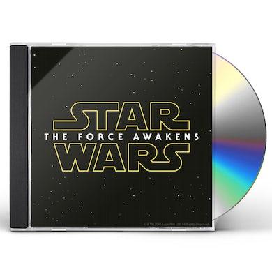 Soundtrack Star Wars: The Force Awakens CD