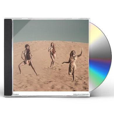 Femina Perlas & Conchas CD
