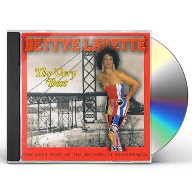 Bettye Lavette  VERY BEST OF CD