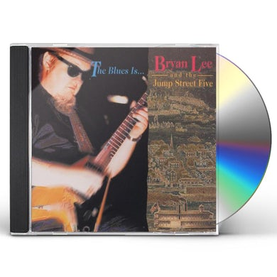 Bryan Lee BLUES IS CD
