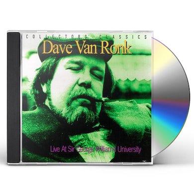 Dave Van Ronk LIVE CD