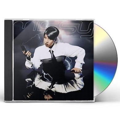 Missy Elliott DA REAL WORLD CD