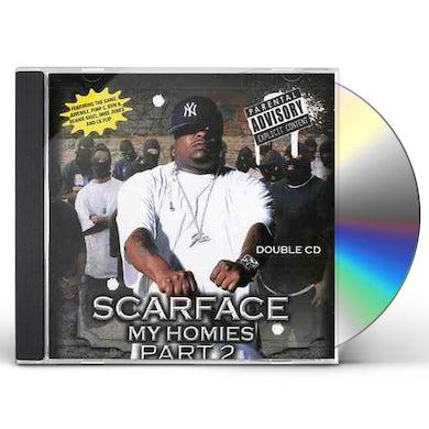 Scarface MY HOMIES 2 CD