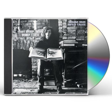 Graham Nash WILD TALES CD