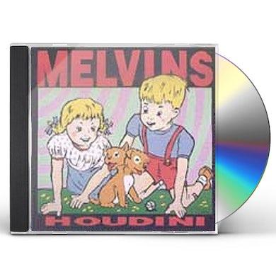 Melvins HOUDINI CD