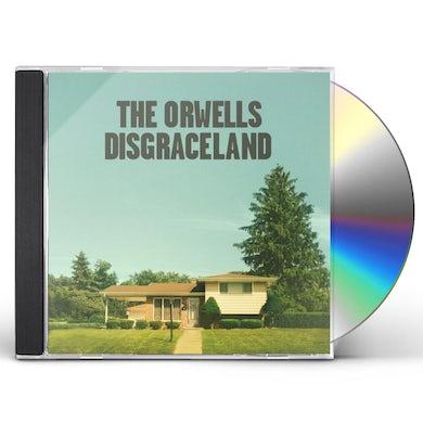 The Orwells DISGRACELAND CD