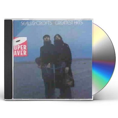 Seals & Crofts GREATEST HITS CD