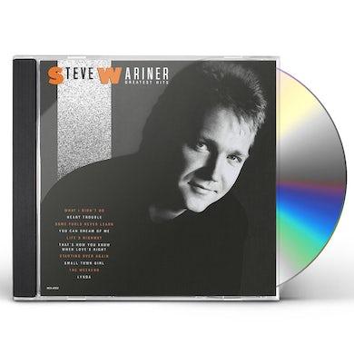 Steve Wariner GREATEST HITS CD
