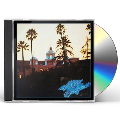 Eagles HOTEL CALIFORNIA: 40TH ANNIVERSARY EXPANDED CD