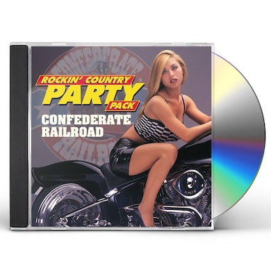 Confederate Railroad ROCKIN COUNTRY PARTY PACK CD