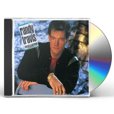 Randy Travis ALWAYS & FOREVER CD