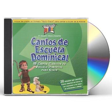 Cedarmont Kids CANTOS DE ESCUELA DO CD