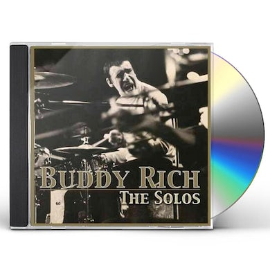 Buddy Rich The Solos CD
