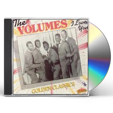 Volumes I LOVE YOU: GOLDEN CLASSICS CD