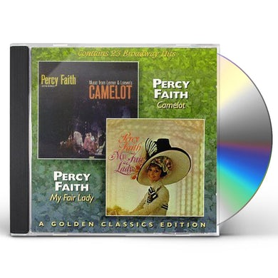 Percy Faith CAMELOT / MY FAIR LADY CD
