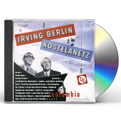 Andre Kostelanetz MUSIC OF IRVING BERLIN CD