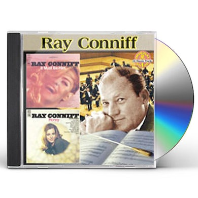 Ray Conniff IT MUST BE HIM / HONEY CD