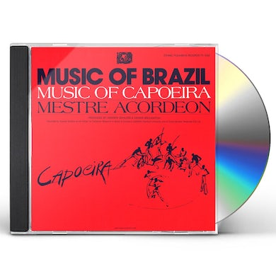 THE MUSIC OF CAPOEIRA: MESTRE ACORDEON CD