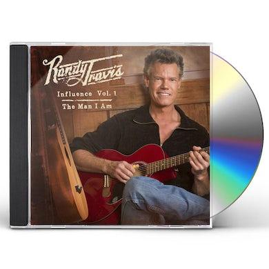 Randy Travis INFLUENCE 1: THE MAN I AM CD