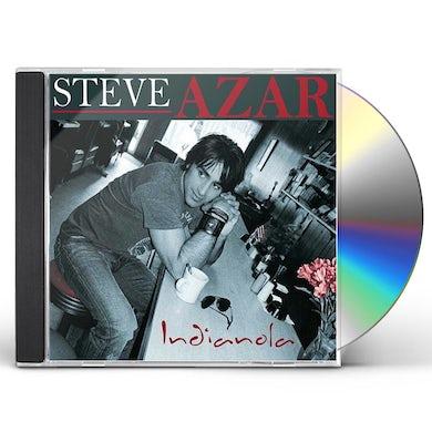 Steve Azar INDIANOLA CD