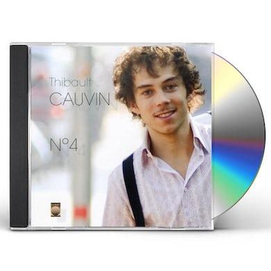 Thibault Cauvin NO 4 CD