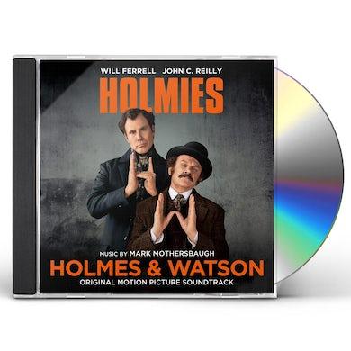 Mark Mothersbaugh HOLMES & WATSON / Original Soundtrack CD