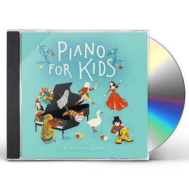 Simon PIANO FOR KIDS CD