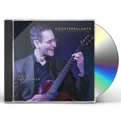 Steve Herberman COUNTERBALANCE CD