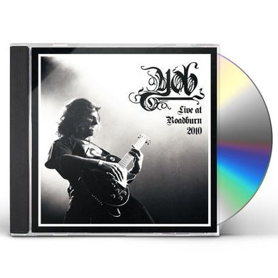 Yob LIVE AT ROADBURN 2010 CD