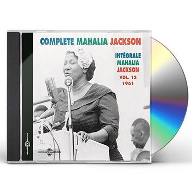 Mahalia Jackson INTEGRALE (1961) 12 CD