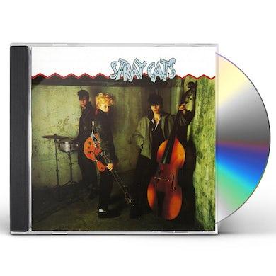 Stray Cats CD