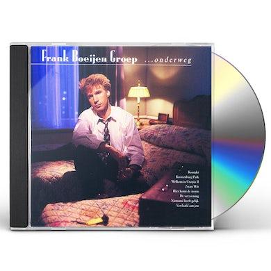 Frank Boeijen ONDERWEG CD