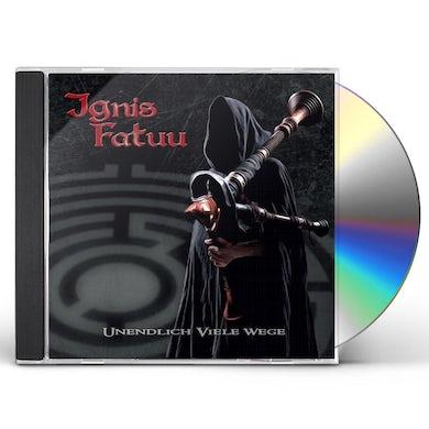 Ignis Fatuu UNENDLICH VIELE WEGE CD
