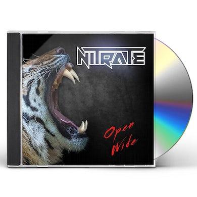 OPEN WIDE CD